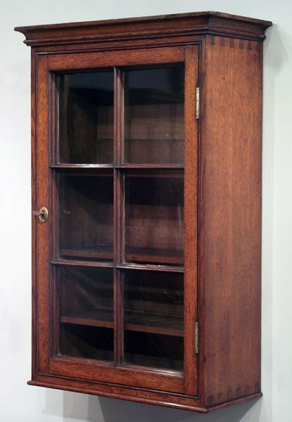 Hanging Wall Cupboards by Antique Oak Wall Hanging Cabinet Antique Wall Cupboard