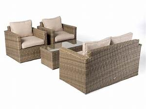 Rattan Lounge Rund : rattan garden furniture garden furnishings garden tables garden chairs pia rattan lounge ~ Indierocktalk.com Haus und Dekorationen