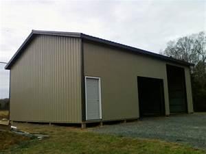 30x40x14 post frame building wwwnationalbarncom barns With 30x40x14 pole barn