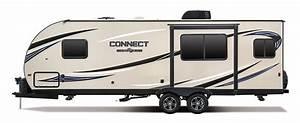 Connect C241rlk Lightweight Travel Trailer