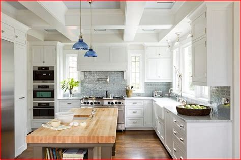mod鑞e de cuisine ouverte modele de cuisine avec ilot maison design bahbe com