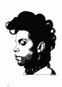 Prince, Music Idol Iconic Popstar Art Print Poster 50x70cm ...