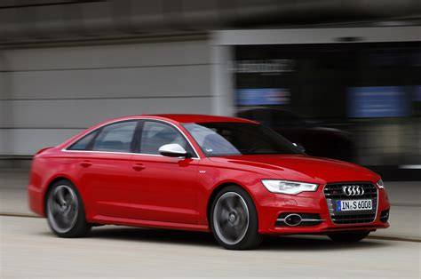 Audi S6 by 2013 Audi S6 Drive Photo Gallery Autoblog