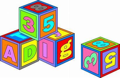 Blocks Clip Clipart Toy Block Abc Alphabet