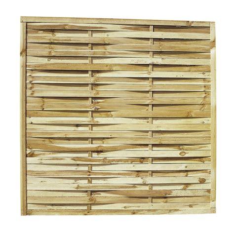 panneau bois jardin bien choisir un panneau occultant en bois pas cher conseils et prix