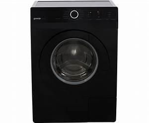 Gorenje Kühlschrank Schwarz : gorenje w6222pb s waschmaschine freistehend schwarz neu ebay ~ Eleganceandgraceweddings.com Haus und Dekorationen