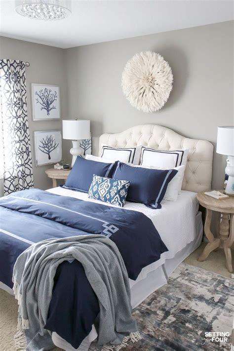navy blue bedrooms ideas  pinterest navy blue