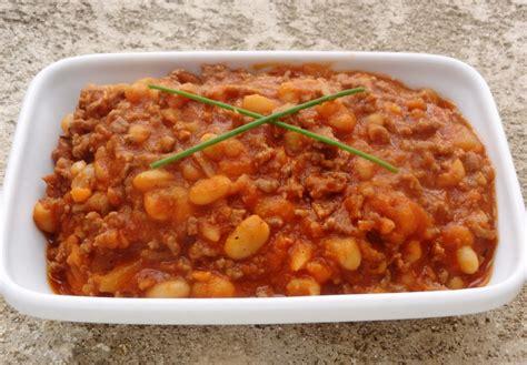 cuisiner haricots blancs ragoût de viande hachée aux haricots blancs la tendresse