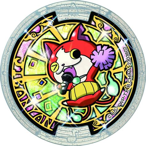 Yokai Watch Medals