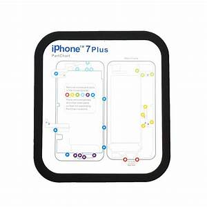 Magnetic Screw Keeper Memory Chart Mat For Iphone 6 6s
