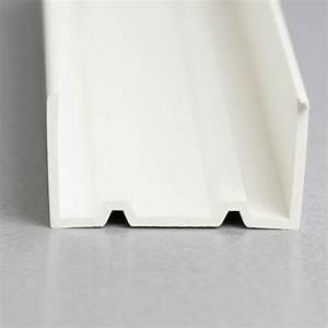 Panneau Pvc Blanc : u de sol pvc blanc de 40 mm pour panneaux isolants ~ Dallasstarsshop.com Idées de Décoration