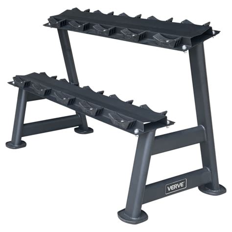 verve small dumbbell rack  dumbbells pre order expected march verve fitness