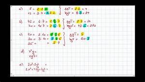 Größter Gemeinsamer Teiler Berechnen : ggt und kgv von zahlen und terme youtube ~ Themetempest.com Abrechnung