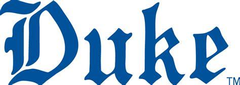 duke blue devils wordmark logo ncaa division