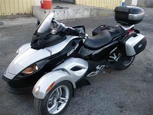 Can Am Spyder A Vendre Particulier : troc echange vend can am spyder bombardier rs moto 3 roues sur france ~ Maxctalentgroup.com Avis de Voitures