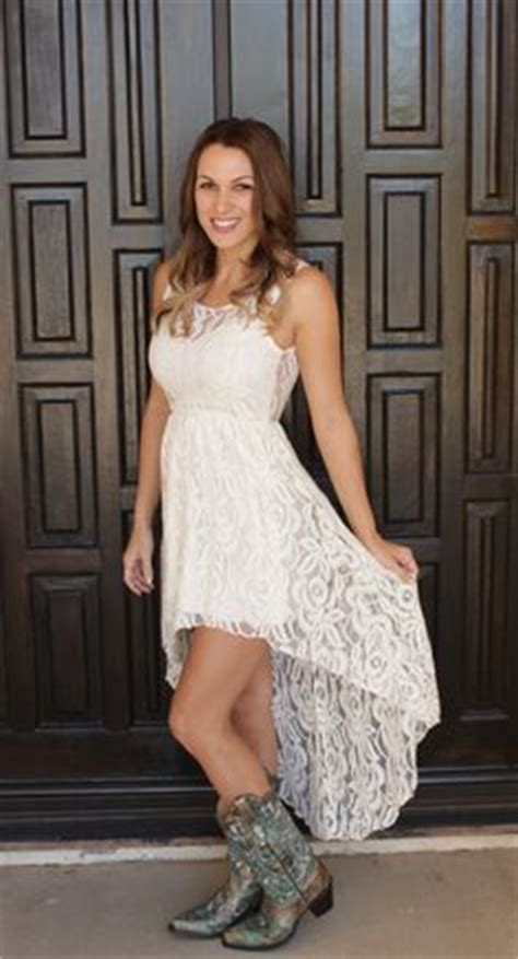 high  country western wedding dresses sweetheart