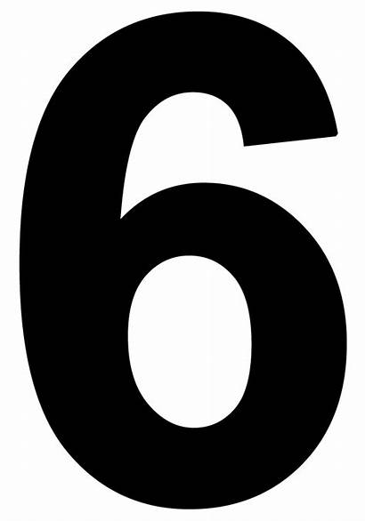Clipart Number Transparent Number6 Clipground Webstockreview