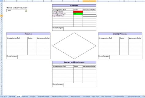 excel tool fuer bsc balanced scorecard leicht gemacht