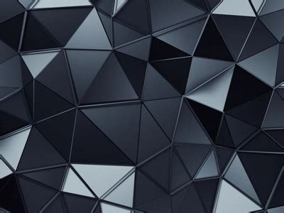 polygonal background  aleksei vasileika dribbble dribbble