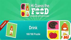 Hi Guess the Food ( New ) - Drink Pack - All Level Answers ...