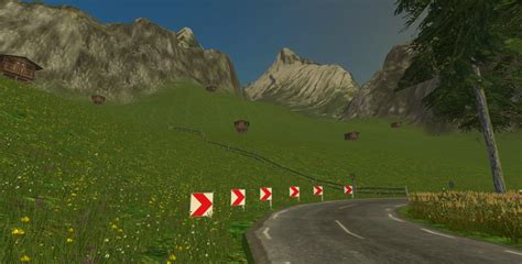 tyrolean alps    fs  farming simulator