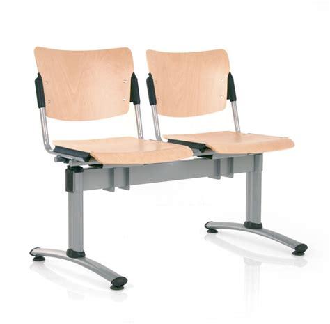 siege sur poutre siège sur poutre 2 places watt bois à fixer au sol à