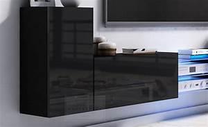 Design Tv Lowboard : kaufexpert tv lowboard galaxy grau hochglanz wei mdf design board hifi tisch beleuchtung ~ Frokenaadalensverden.com Haus und Dekorationen
