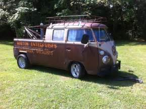 VW Double Cab Tow Truck