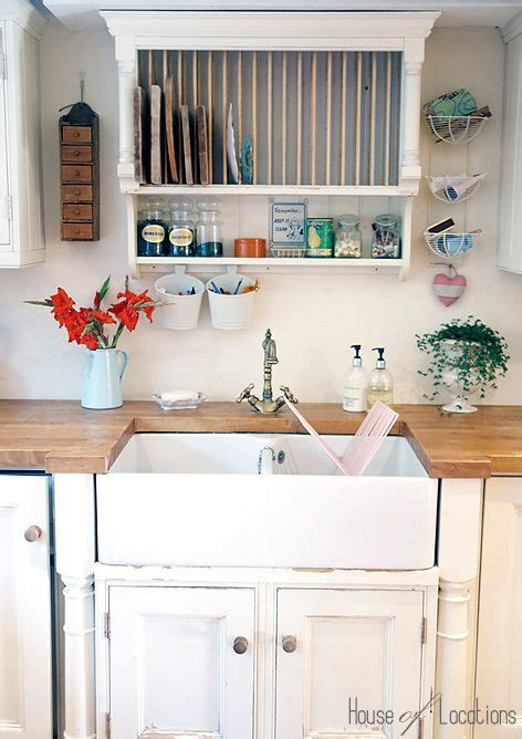 narrow kitchen sinks 1000 images about decor cottage chic on 1041