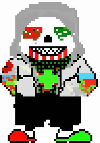 Undertale Characters Sans Virus Fatal Fandom Wiki