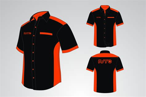 desain baju kemeja komunitas model baju terbaru