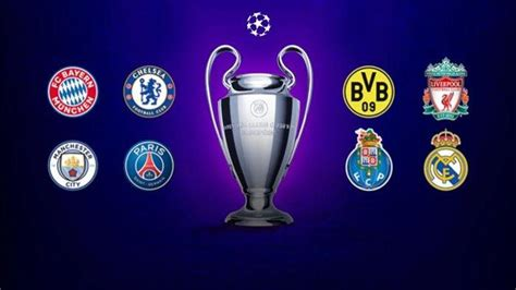 Kuartet tim tersisa kini bertarung memperebutkan tempat di final. UEFA TV Hasil Drawing Liga Champions 2021 UEFA Champions ...
