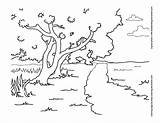 Coloring Path Quiet Sheet Keep Scenery Deviantart Paintings sketch template