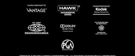 Bridge Of Spies Vantage Hawk Kodak Mpaa Dolby