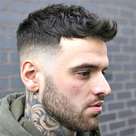 razor fade haircut mens hairstyles haircuts