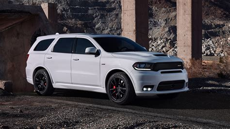 2018 Dodge Durango Srt Is Your 12second Family Crossover