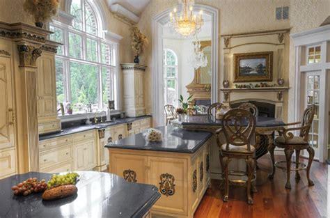 décoration cuisine baroque