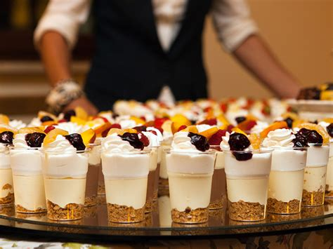il cuisine haute cuisine catering and pastries luxury events