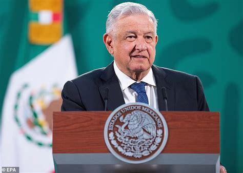 Mexico's president blames border turmoil on Joe Biden ...