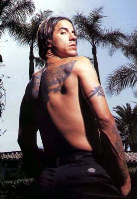 anthony kiedis tattoo pictures  wallpapers drotesi