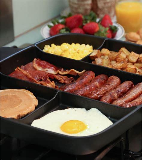 cuisine style anglais poêle petit déjeuner masterpan