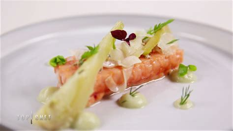 chef cuisine m6 recette top chef m6