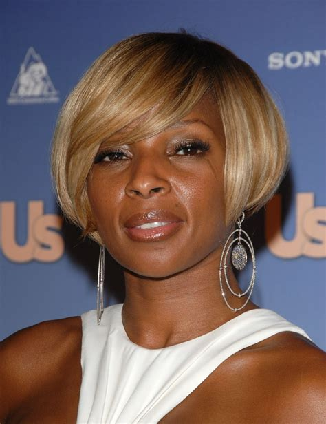 J Blige Hairstyles by J Blige Hairstyles Pictures J Blige