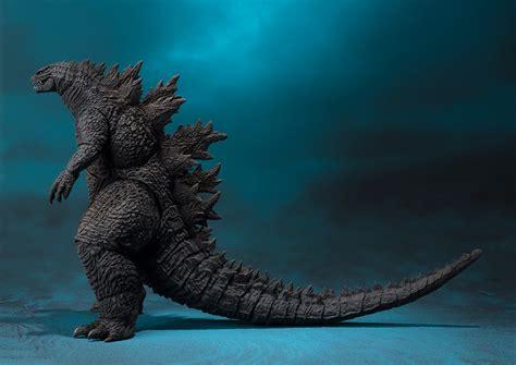 Godzilla 2019 S.h.monsterarts Figure Images