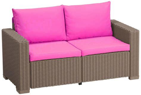 Wicker Sofa Cushion by Cushion Pads For Keter Allibert California Rattan Garden