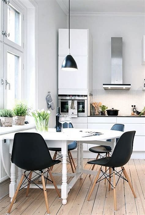 small kitchen dining room ideas scandinavian kitchens with small dining room