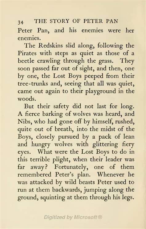 Ee  Page Ee  The Story Of Peter Pan Djvu  Wikisource The Free
