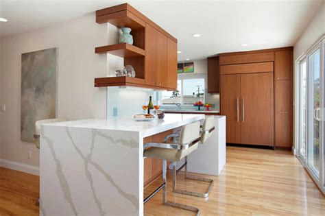 kitchen peninsula design kitchen peninsula designs that make cook rooms look amazing 2433