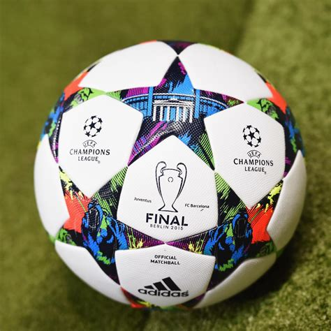 Ranking the Champions League Final Match Balls over the ...