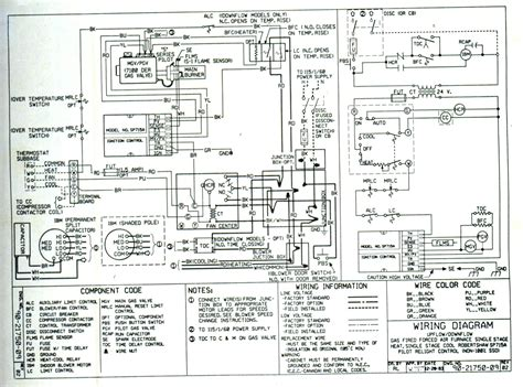 Payne Package Unit Wiring Diagram Collection